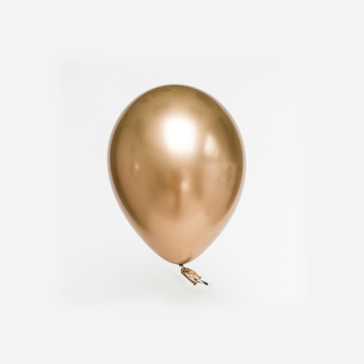 Gold Chrome Balloons | Latex Balloons | Helium Party Balloons | Qualatex