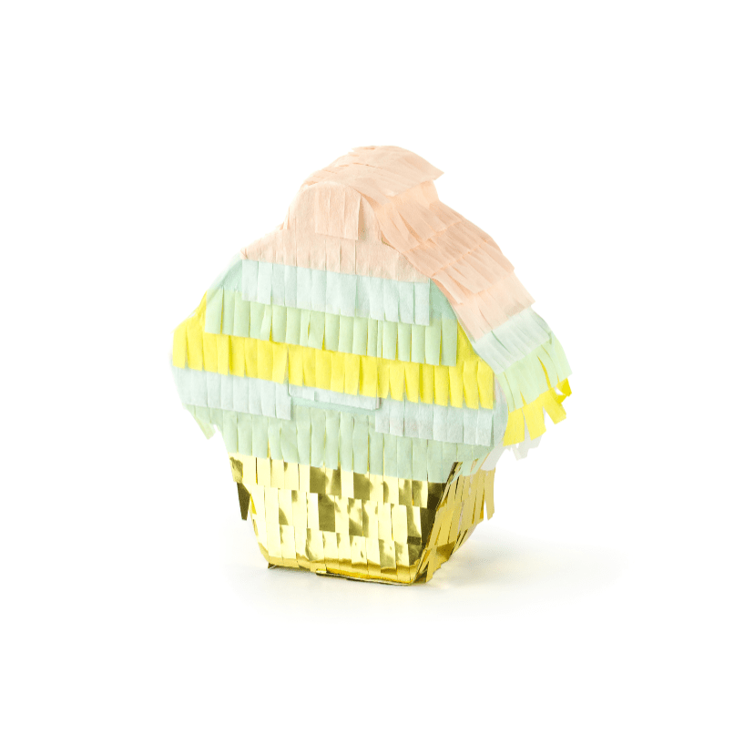 Mini Cupcake Pinata | Mini Pinata Party Favors