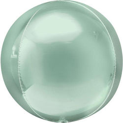 Mint Orb Balloon 16""