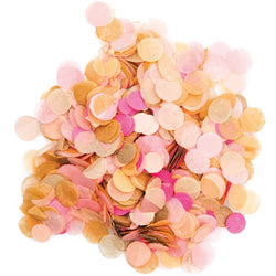 Nature Matters Pink Eco Friendly Confetti UK