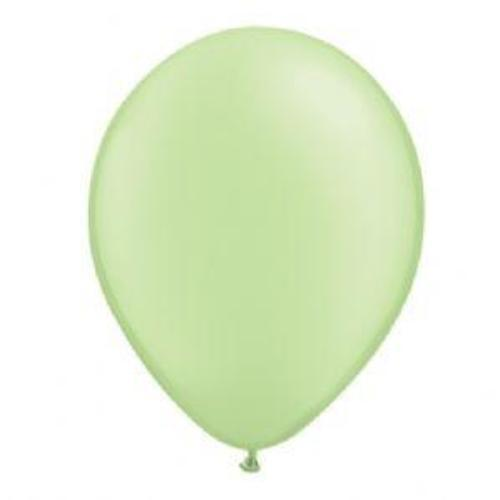 Neon Green Balloons (5 pack)