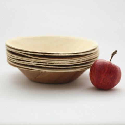 Eco Palm Leaf Bowls