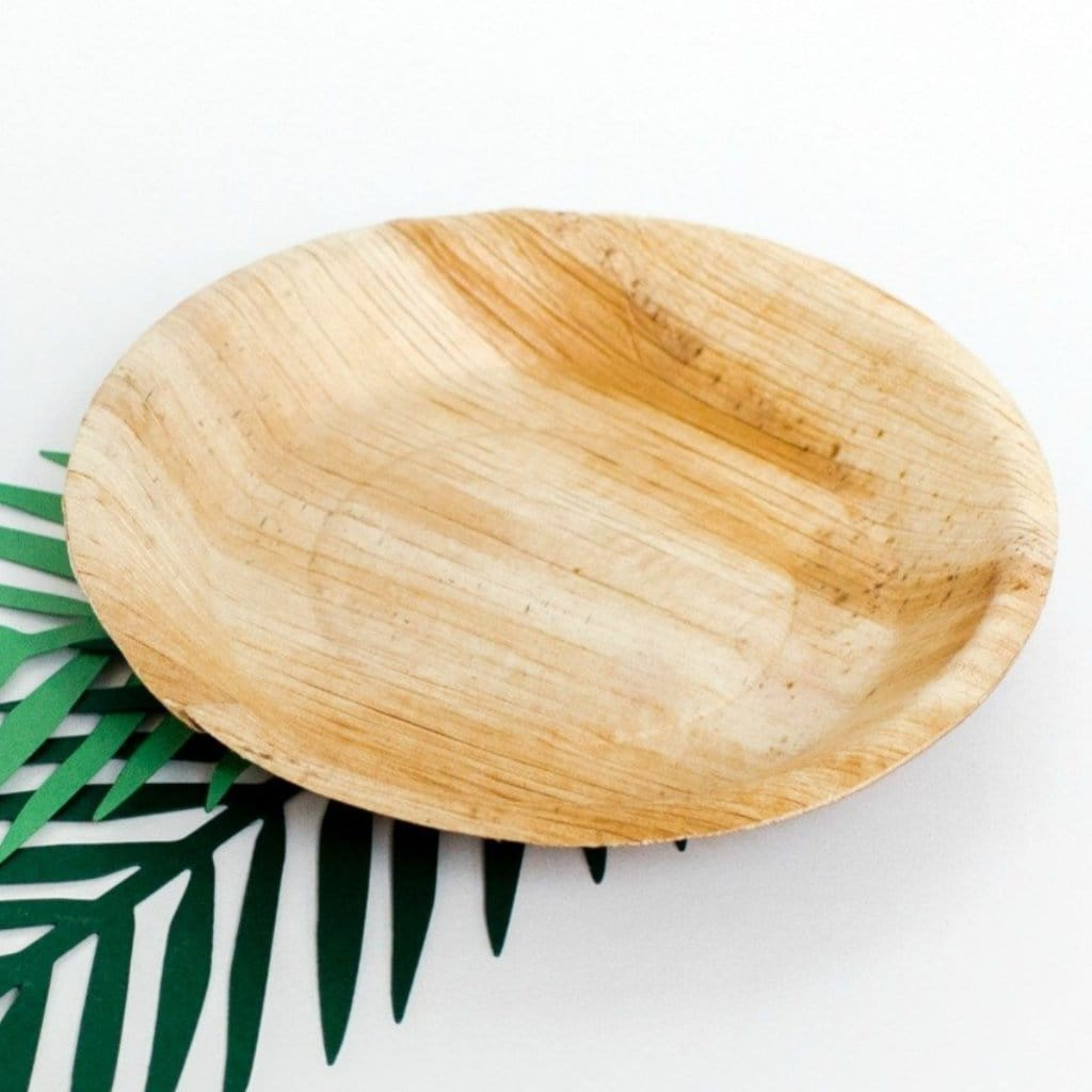 Eco Party Palm Leaf Plates
