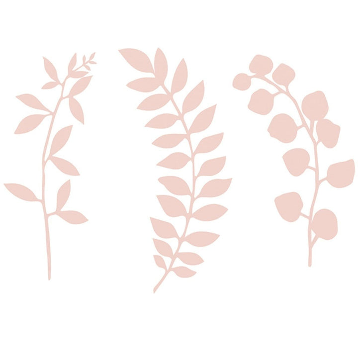 Paper Branch Decorations - Blush (9 Pack)