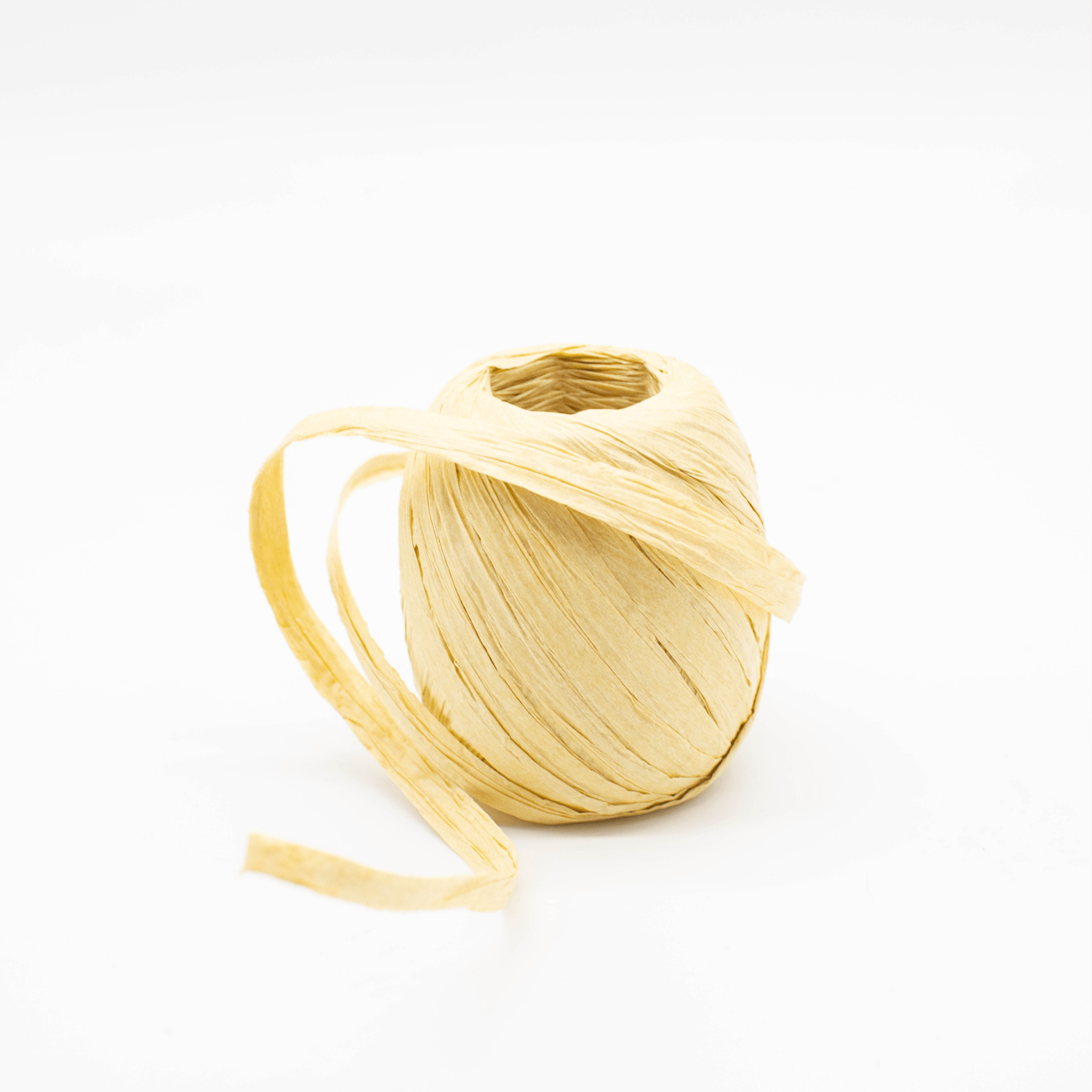Natural Paper Raffia | Eco Balloon Ribbon