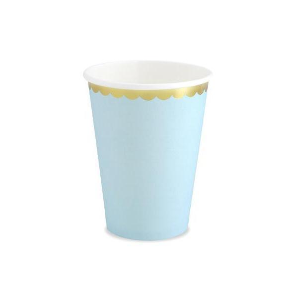 Kids Party Supplies Stylish Tableware Blue
