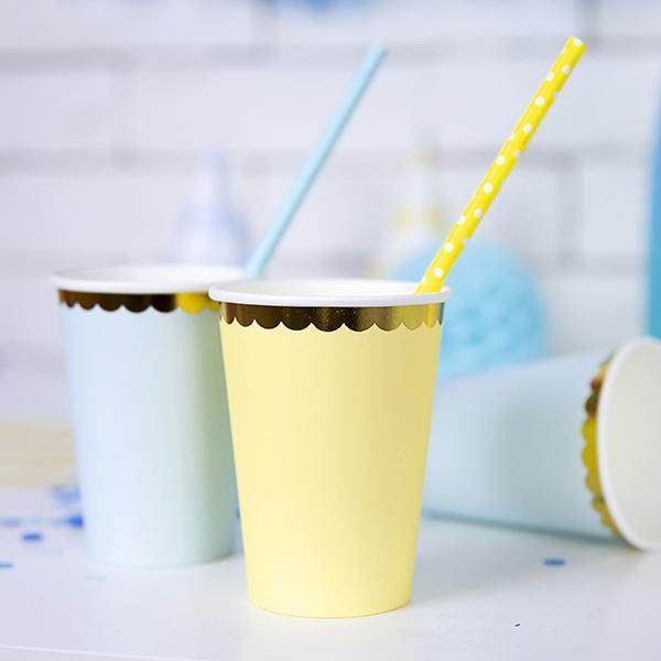 Party Cups - Sweet & Simple Mint (6 pack)
