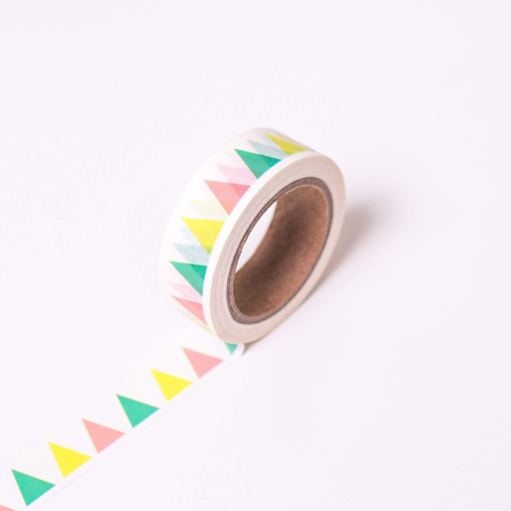Pastel Bunting Craft Tape