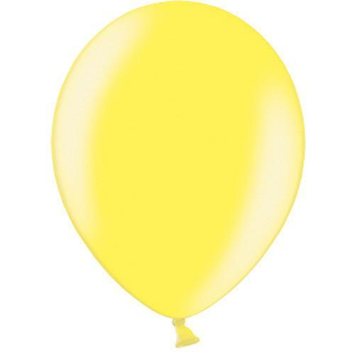 Pearl Yellow Balloons (5 pack)