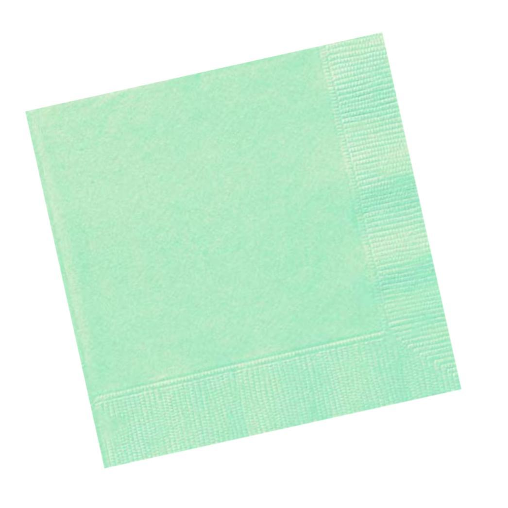 Mint Paper Party Napkins | Stylish Party Supplies UK
