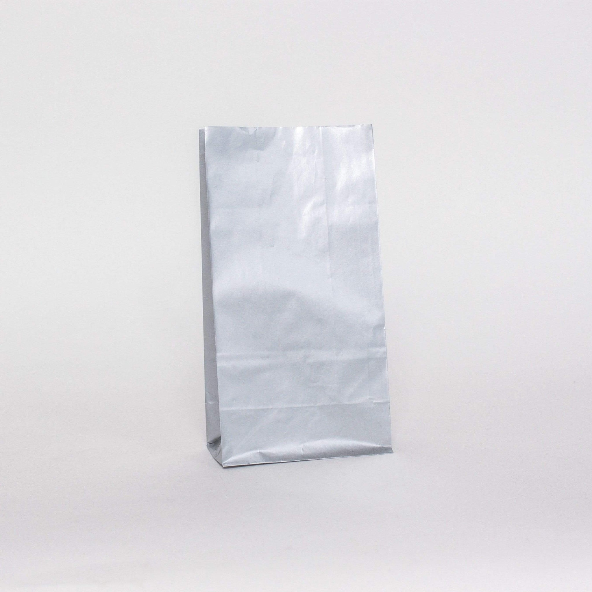 Silver Party Bags