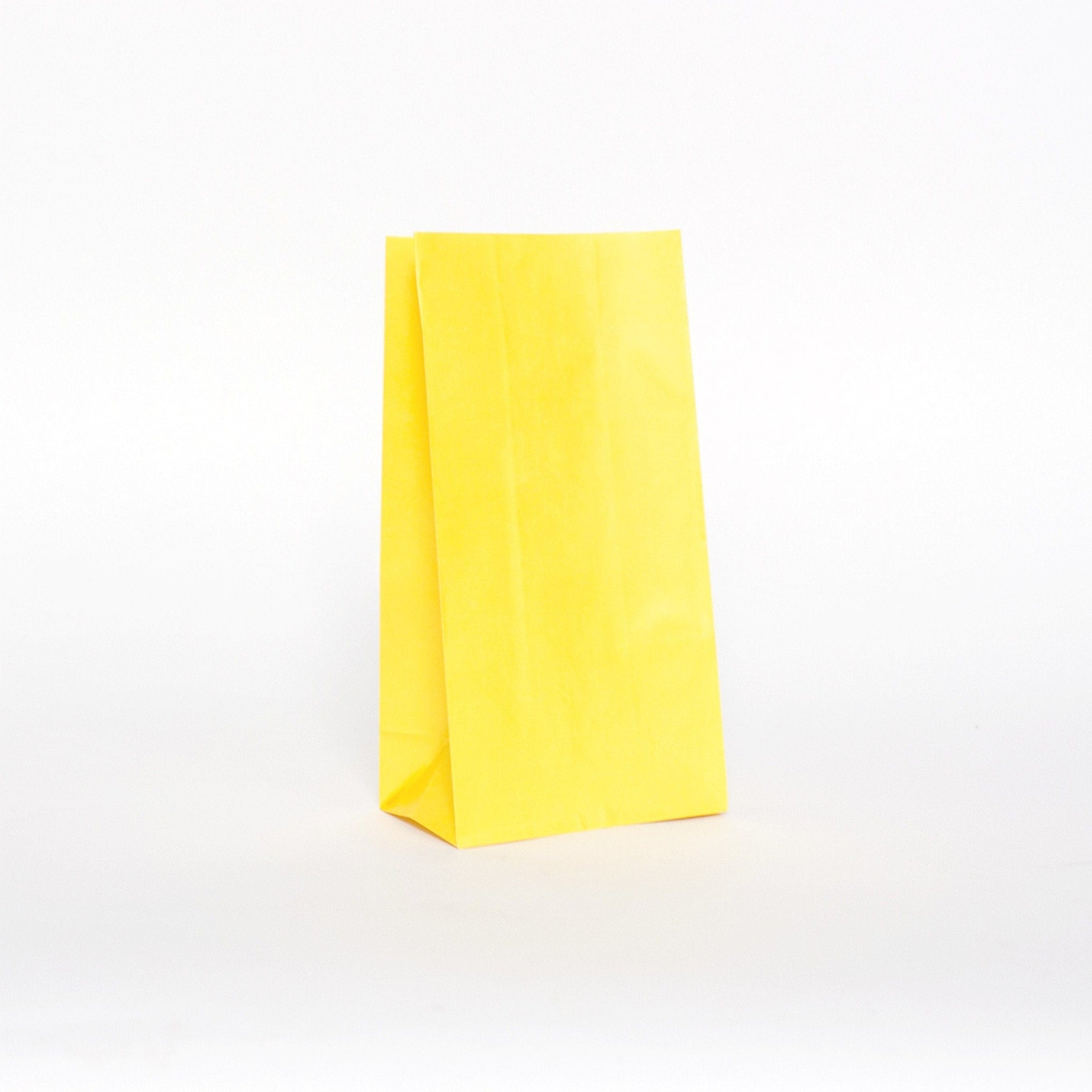 Yellow Party Bags | Unique Party