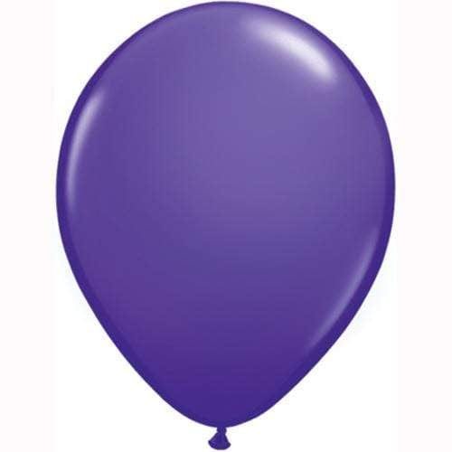 Purple Balloons (5 pack)