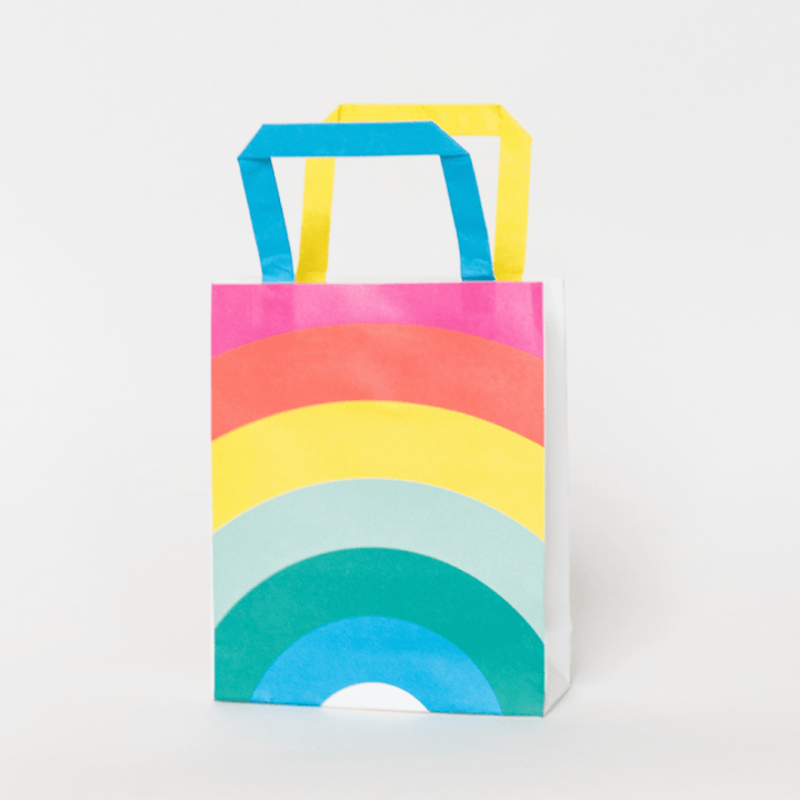 Rainbow Brights Party Bags