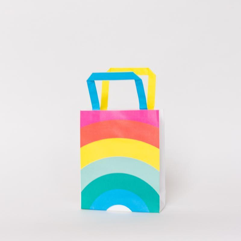 Rainbow Party Bags by Talking Tables | Kids Rainbow Parties