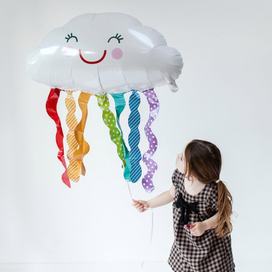 Cute Cloud Balloons