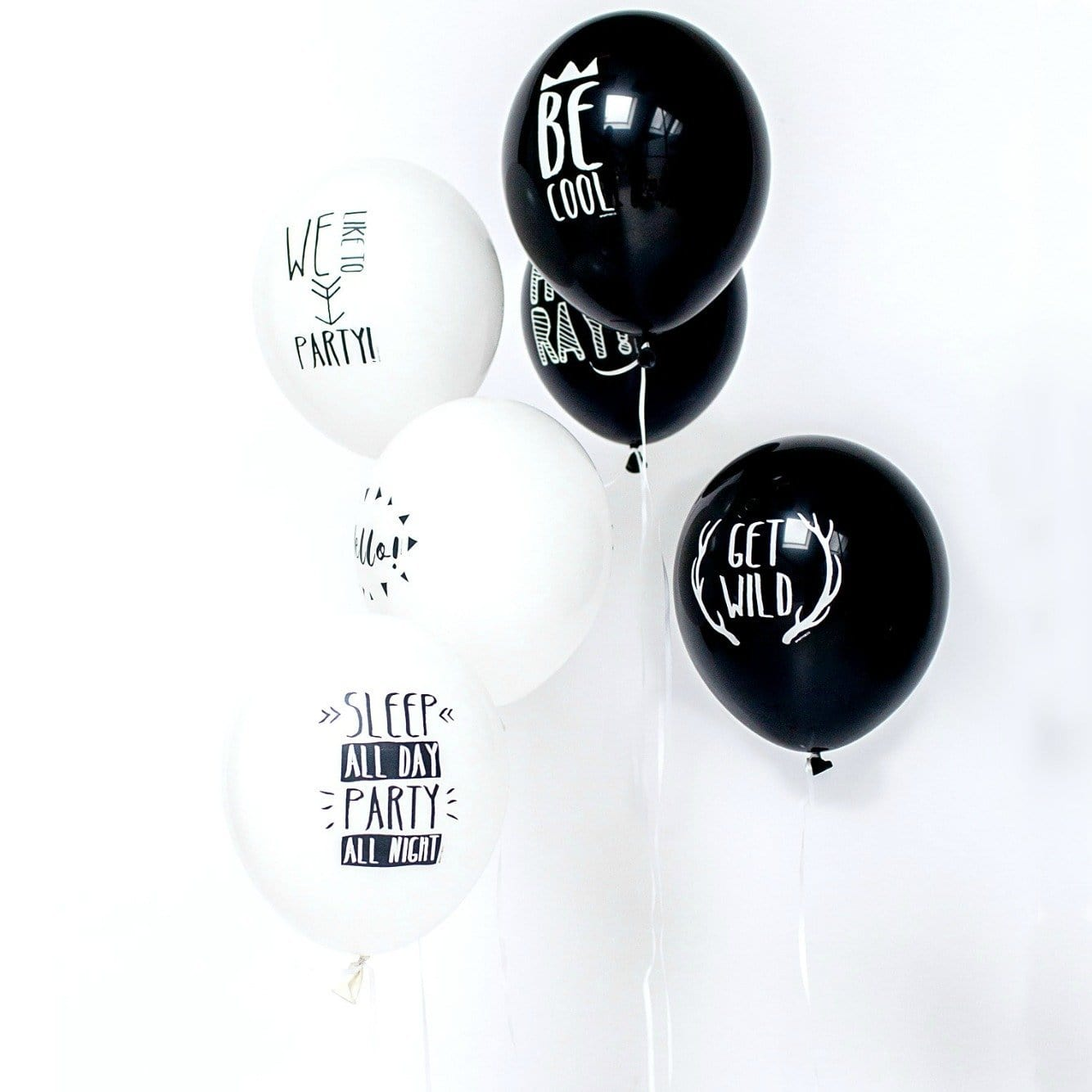be wild Cool Party Balloons