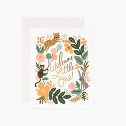 Rifle Paper Co Card - Welcome Little One