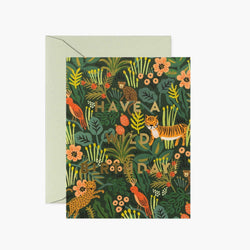 Rifle Paper Co Card - Wild Birthday
