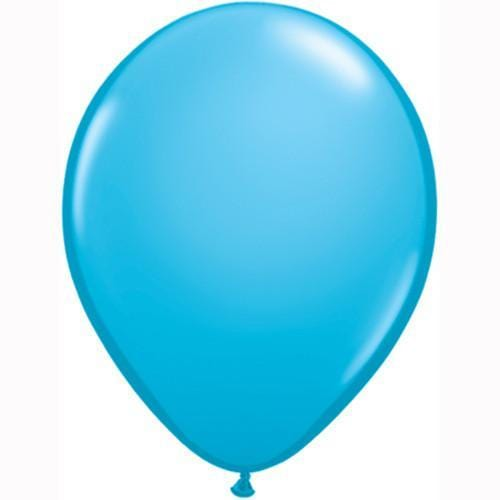 Robins egg blue balloon