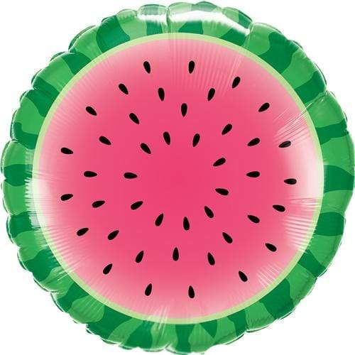 Slice of Watermelon Foil Balloon