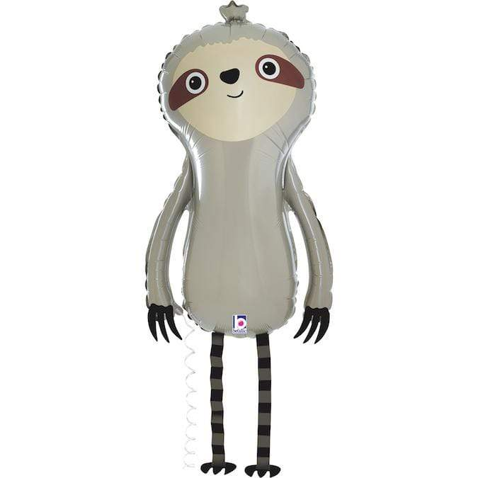 Sloth Friends Walker Pet Balloon