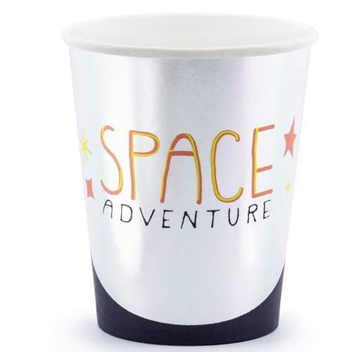Space Adventure Party Cups UK
