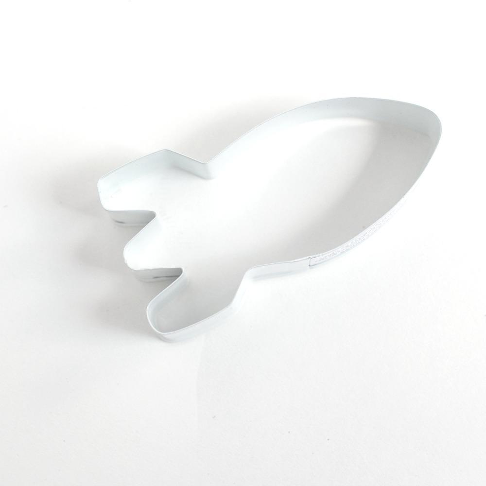 Space Rocket Cookie Cutter