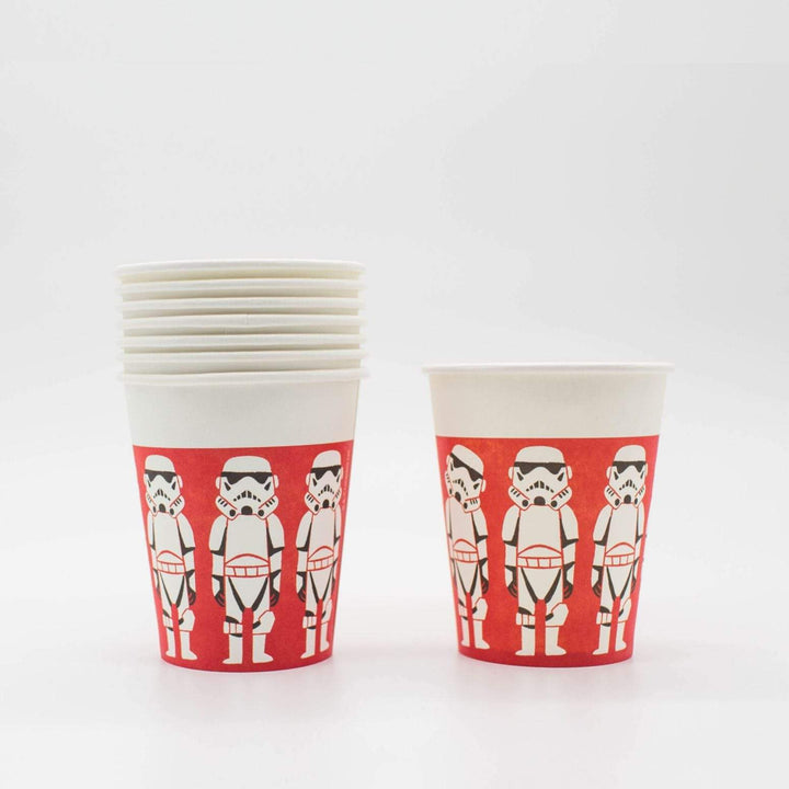 Star Wars Stormtrooper Cups (8 Pack)