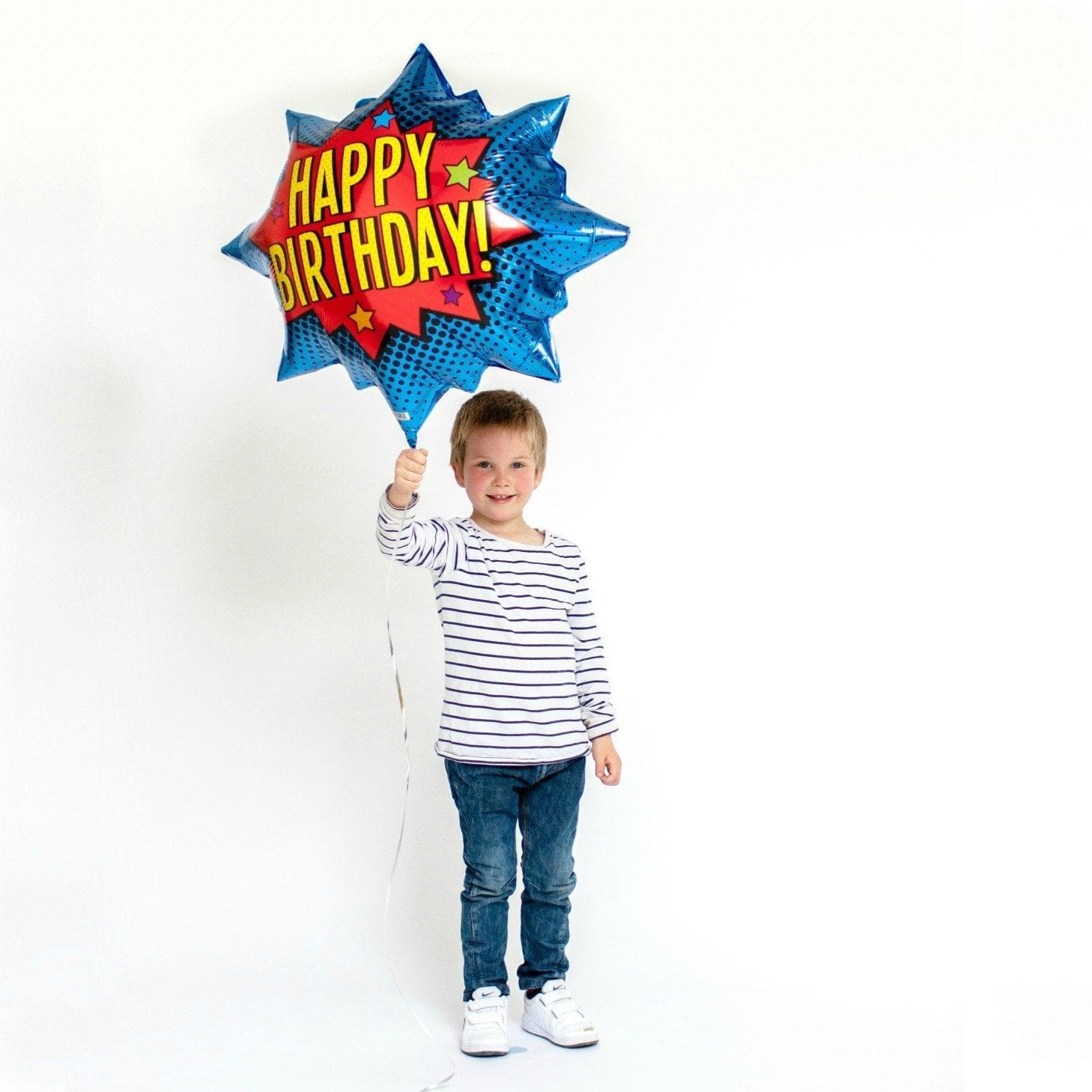 Superhero Party Balloon | Foil Balloon Shapes | Online Party Balloons