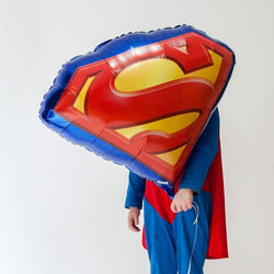 Superman Emblem Balloon