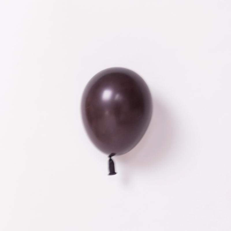 Mini Brown Balloons | 5 Inch Little Balloons UK