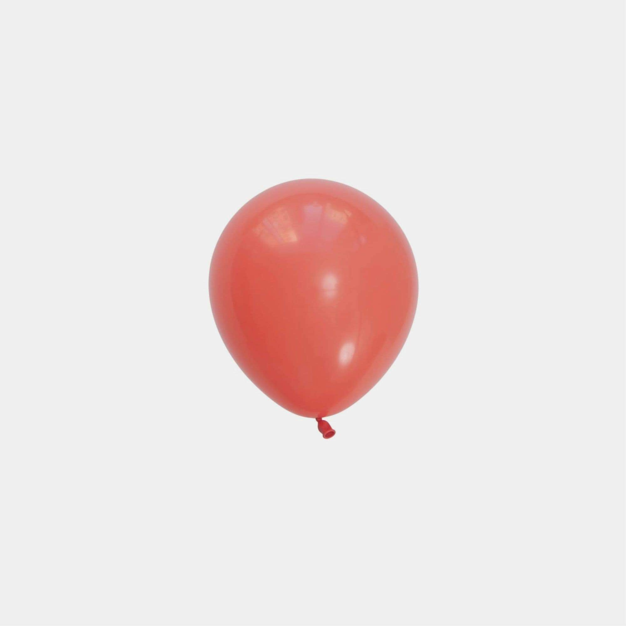Mini Coral Balloons | 5 Inch Coral Balloons Qualatex