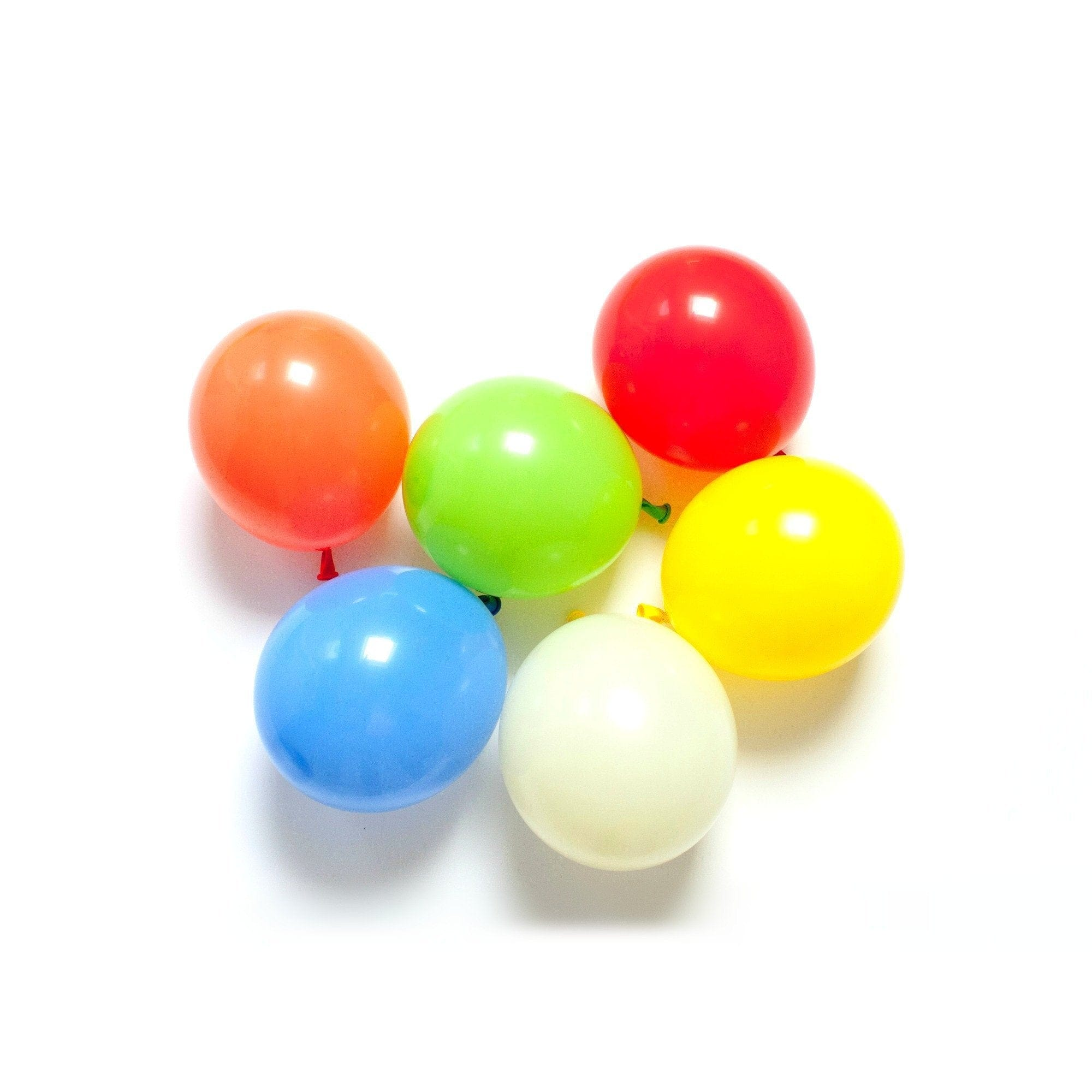 mini Bright Balloons