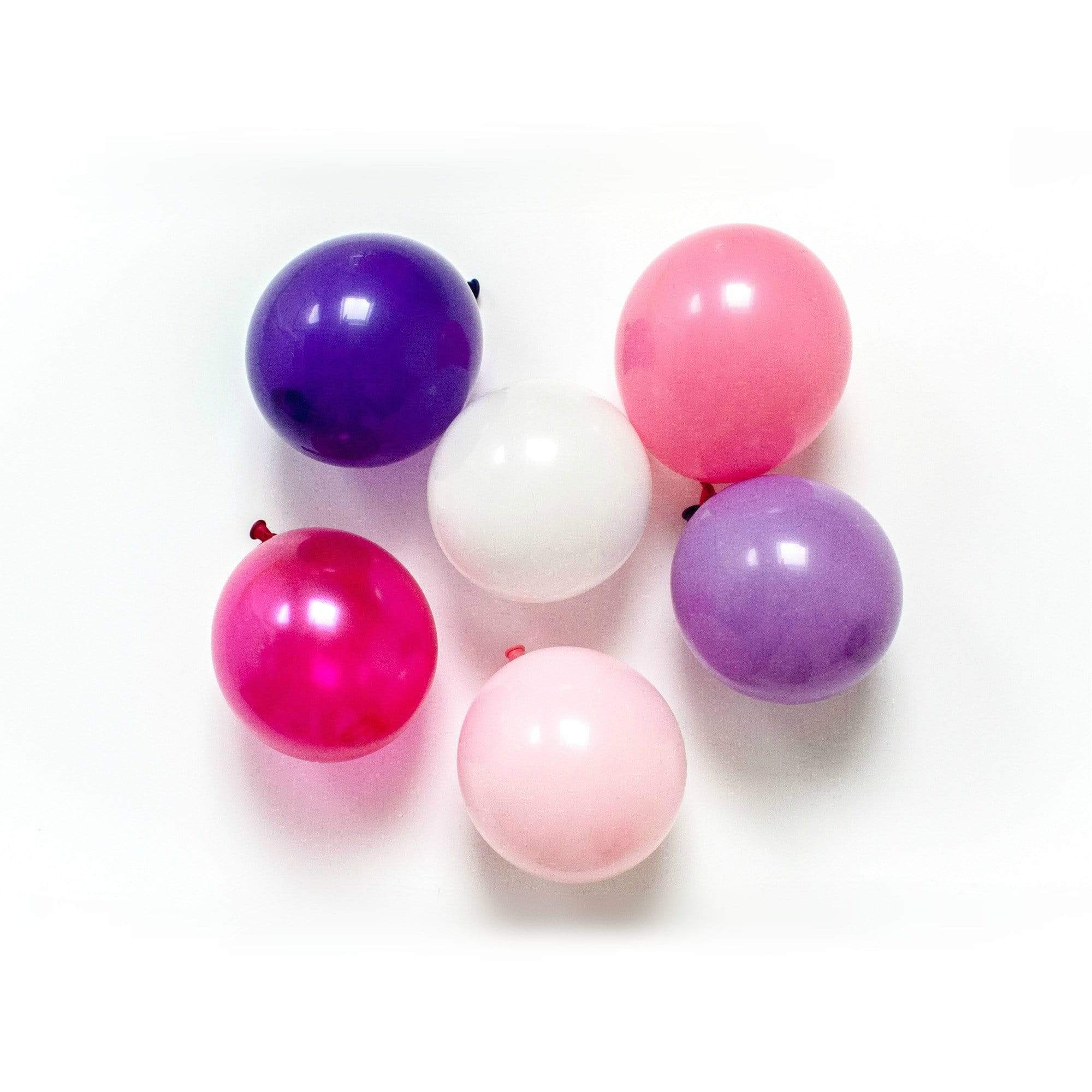 "Pink Mini Balloon Mix | 5"" Little Balloons Pinks"