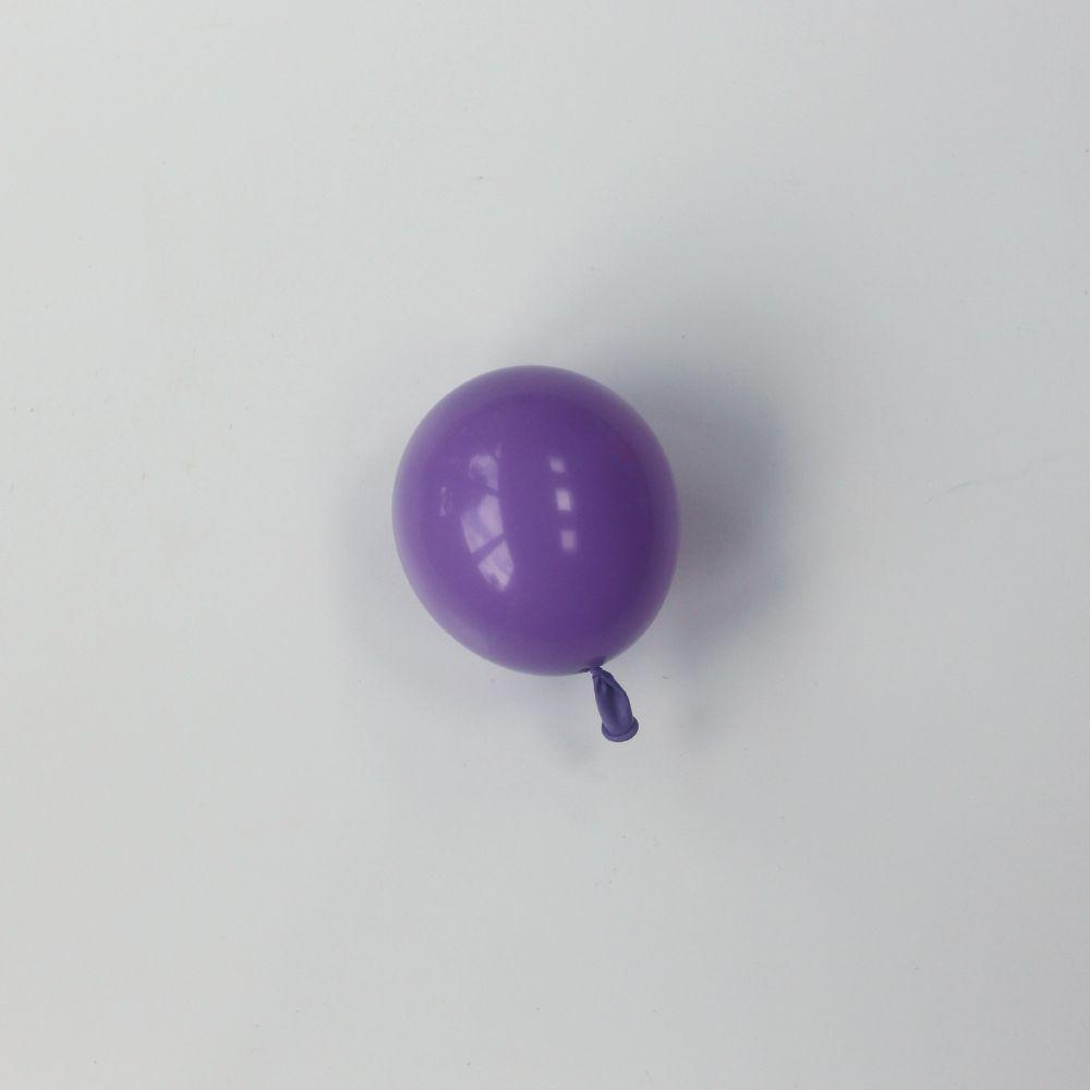 "Purple Tiny Latex Balloons | Little 5"" Balloons 