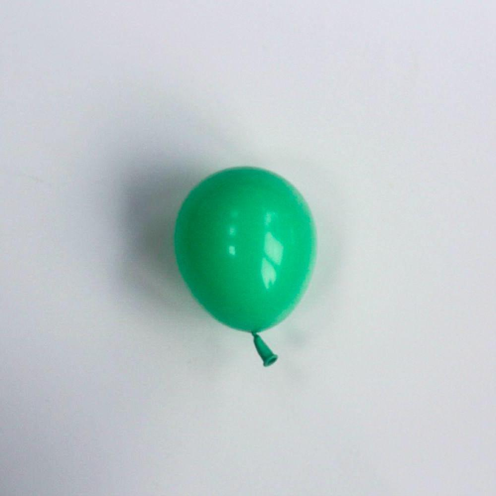 5 inch spring Green Balloons | Qualatex Balloons