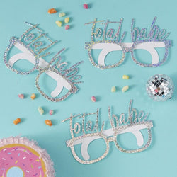 Total Babe Party Glasses (8 Pack)