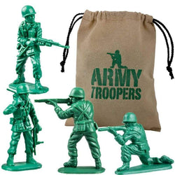 Toy Soldier Set (48 pieces)