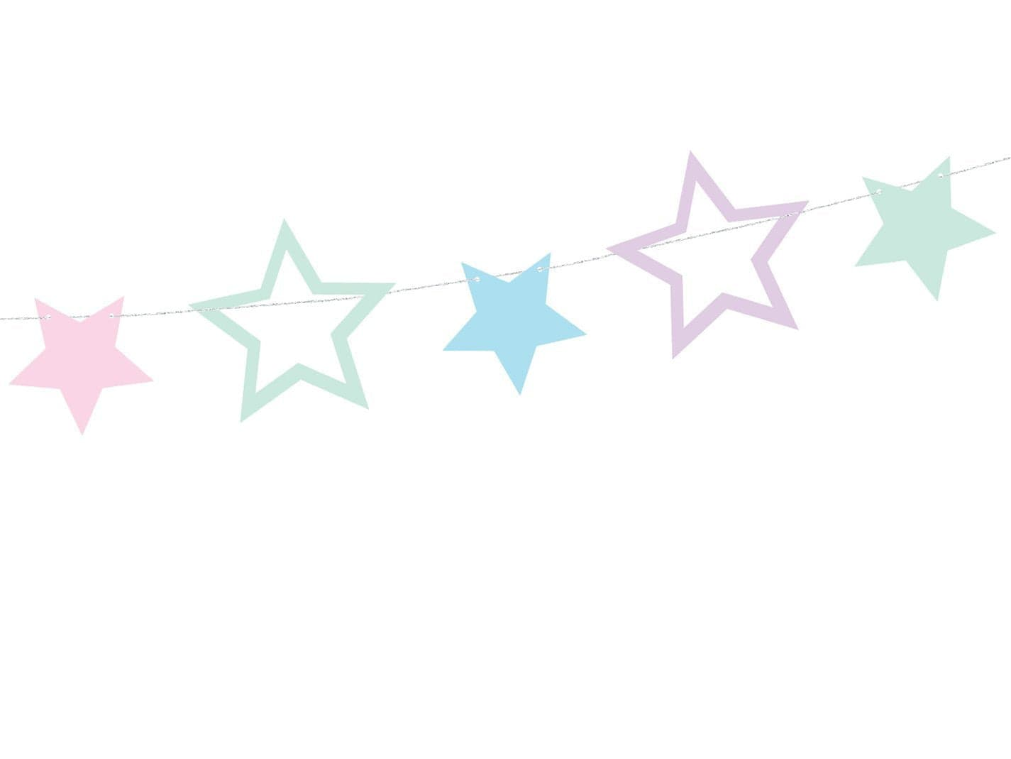 Unicorn Garland - Magic Stars