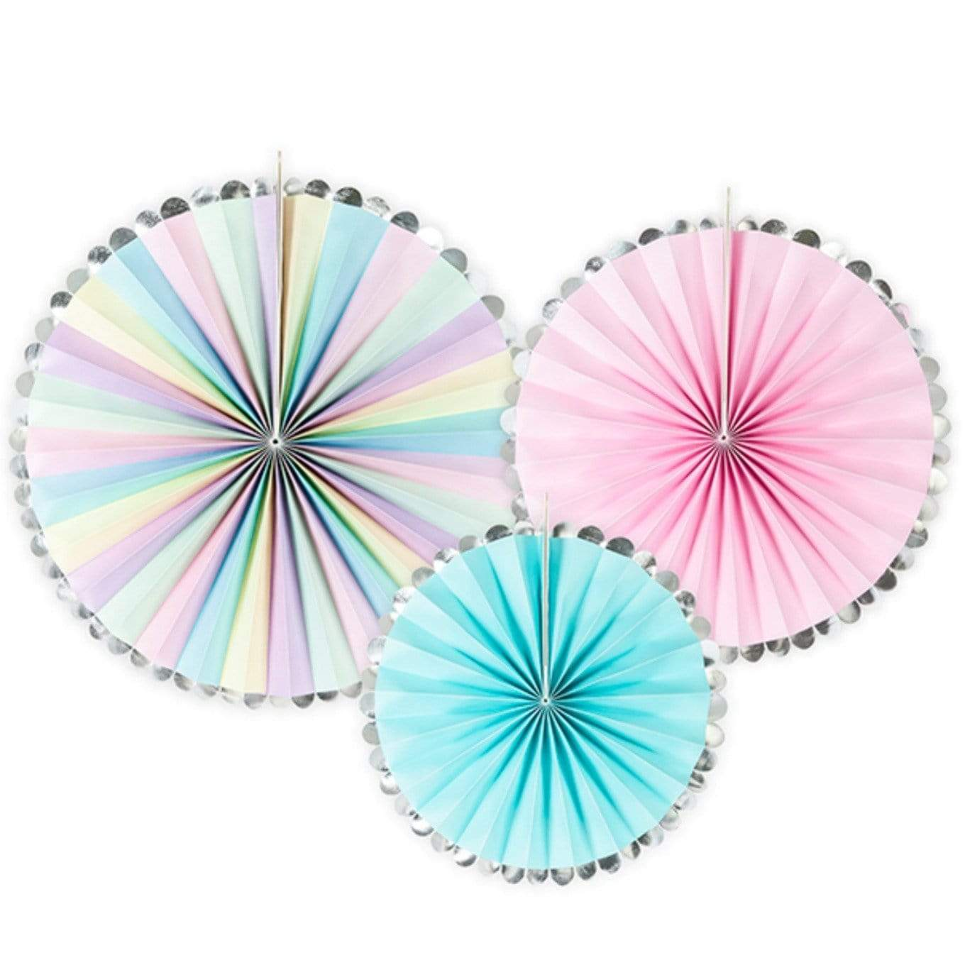 Unicorn Party Decoration Fan