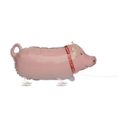 Walking Pet Pig Balloon UK