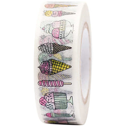 Washi Tape - Ice Cream Sundae