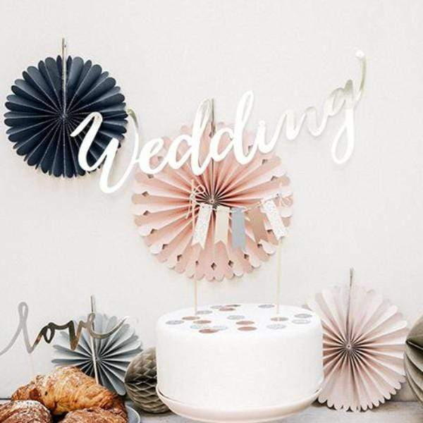 Wedding Banner - DIY Wedding Decorations