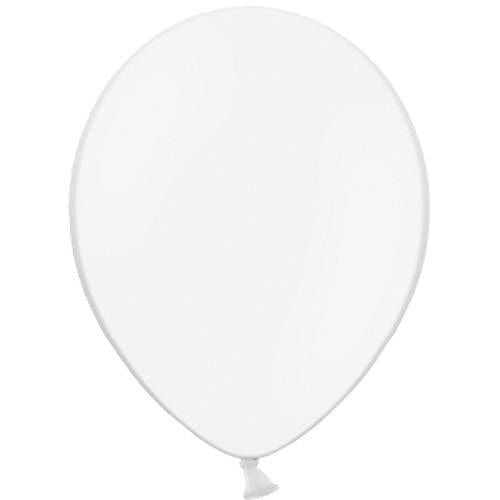 White Balloons | Shop Solid Colour Latex Balloons UK