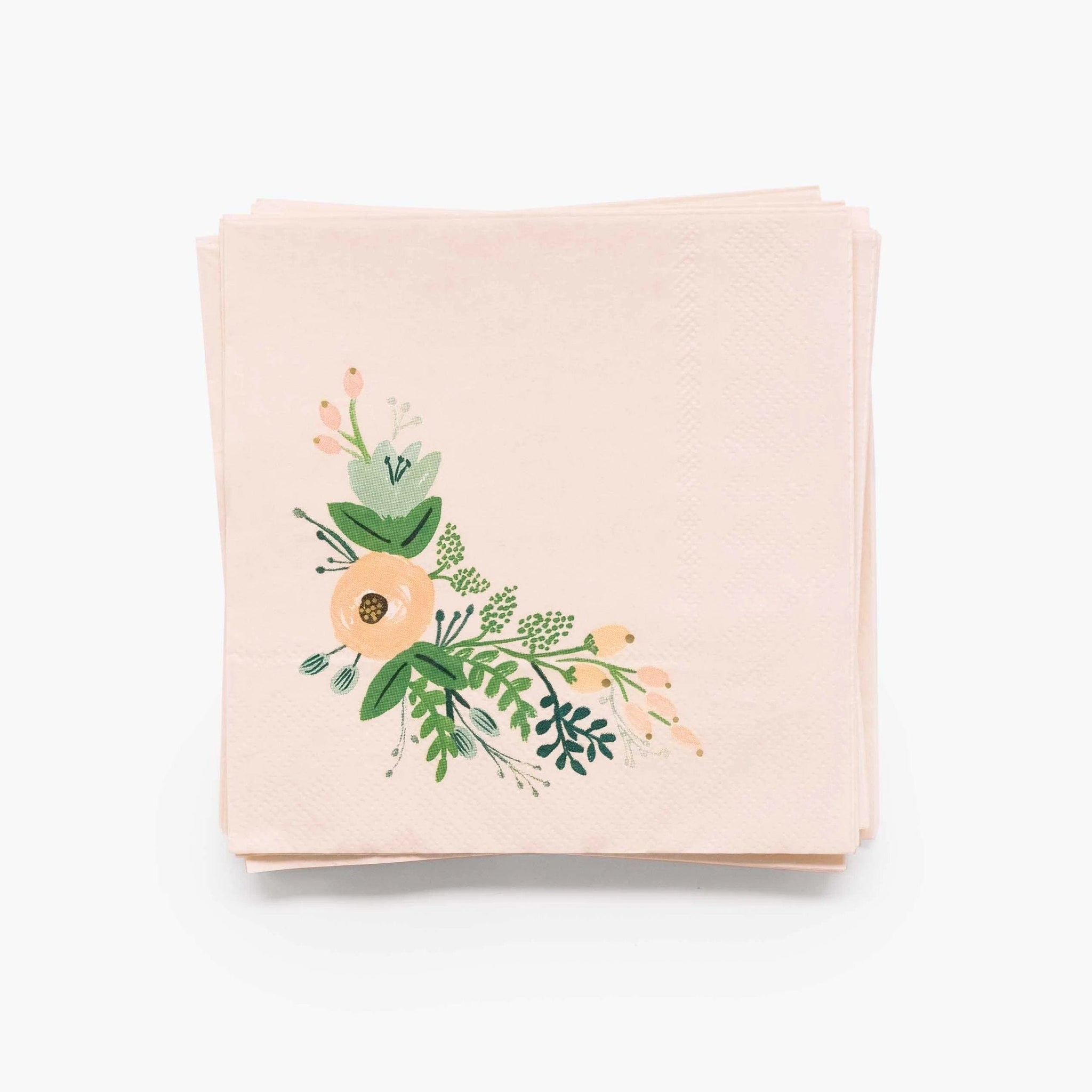 Rifle Paper Co Party Napkins Wildflower Print