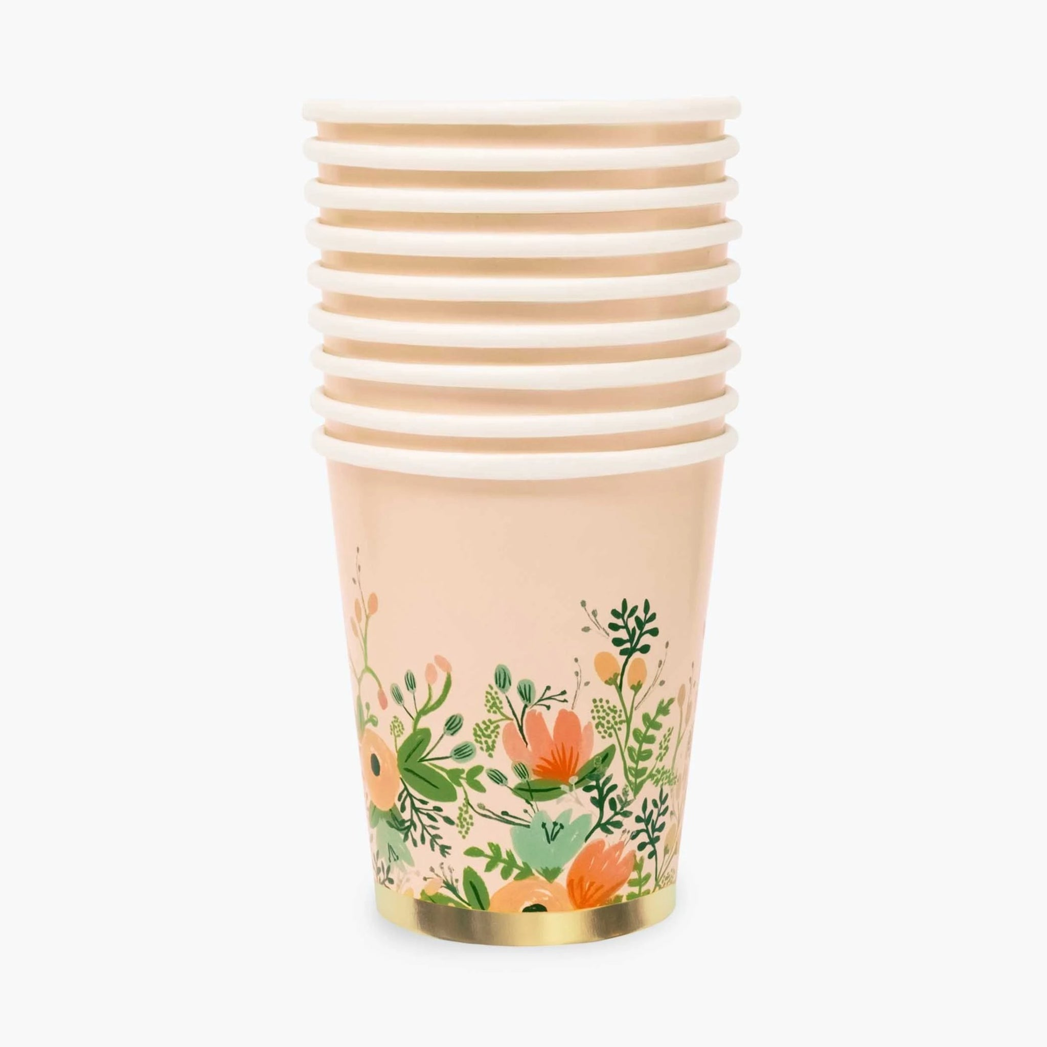 Rifle Paper Co Party Cups Wildflower UK