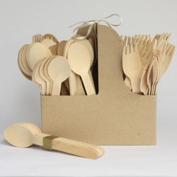 Wooden Cutlery - Spoons