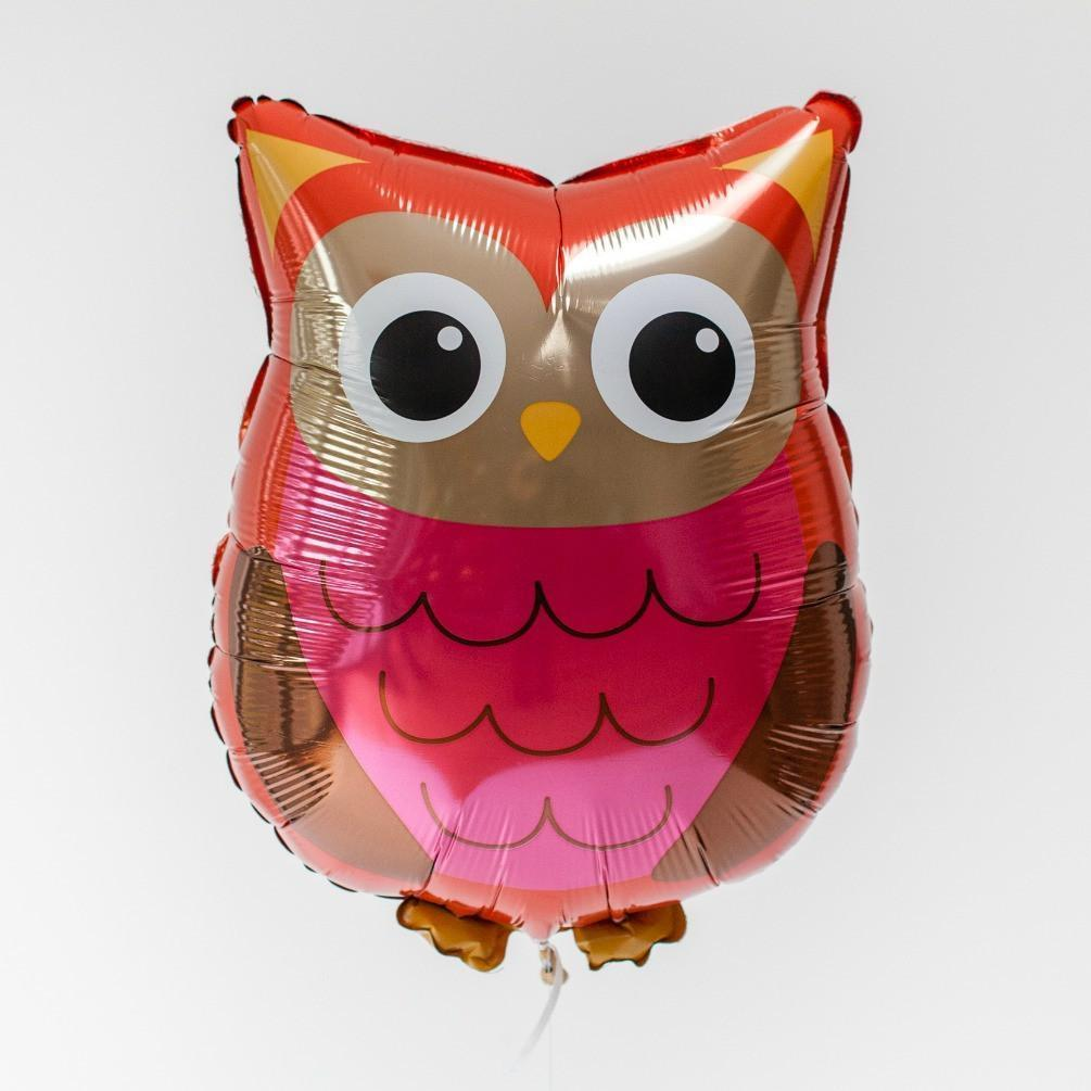 Woodland Owl Balloon | Woodland Party Balloons