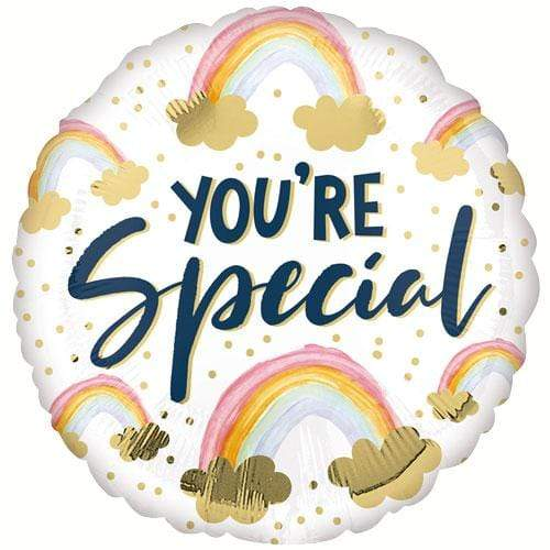 You're Special Balloon - Rainbows